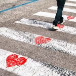 dating with a purpose hearts crosswalk