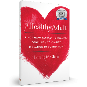 healthy adult book cover